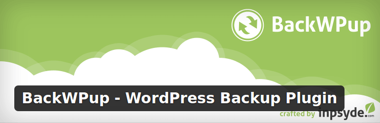 How to backup your website with BackWPup